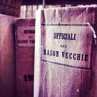 Photo taken at Archivio di Stato di Venezia by Amy C. on 5/9/2013