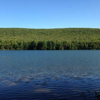 Photo taken at Mauch Chunk Lake Park by Alex H. on 8/26/2013