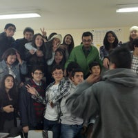 Foto tomada en Colegio Alicante de Maipu por Mauricio P. el 5/9/2013