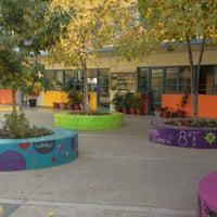 Foto tomada en Colegio Alicante de Maipu por Mauricio P. el 4/18/2013