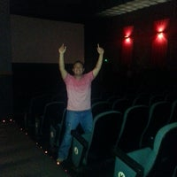 Photo taken at Cines Unidos by Julio H. on 1/25/2014
