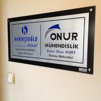 Photo taken at Harıkçıoğlu İnşaat Ltd. Şti. by Hatice O. on 4/15/2013