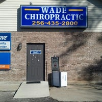 Photo taken at Wade Chiropractic by Stella C. on 11/29/2012