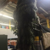 Photo taken at Major Surplus and Survival Discount Warehouse by Eve G. on 5/22/2016