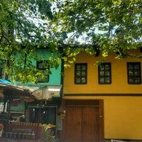 4/19/2017 tarihinde Yeşim A.ziyaretçi tarafından Hacı Anne'nin Yeri Gözleme ve Kahvaltı Evi'de çekilen fotoğraf