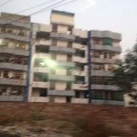 Photo taken at Agra by Abhinav G. on 11/7/2017