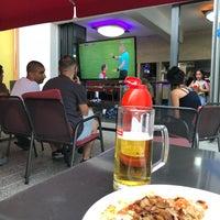 Photo taken at Anstalt • Mühleholz-Centrum Grill by Abhinav G. on 7/15/2018