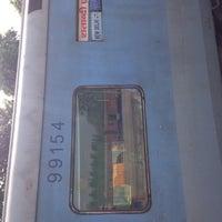 Photo taken at Rudrapur Railway Station by Abhinav G. on 10/21/2017