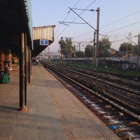Photo taken at Ghaziabad Railway Station by Abhinav G. on 7/25/2015