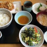 Photo taken at 魚串 然 by Jellyfish129 on 4/1/2014
