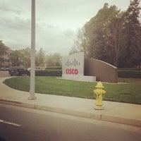Photo taken at Cisco - Building 1 by Ilya G. on 3/20/2013