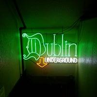 Photo taken at Dublin Underground by Jake S. on 2/2/2013