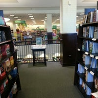 Photo taken at Barnes & Noble by Jake S. on 10/8/2012