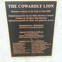 Photo taken at The Cowardly Lion by Jake S. on 10/30/2012