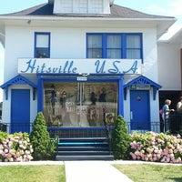 Photo taken at Motown Historical Museum / Hitsville U.S.A. by Jake S. on 7/26/2013