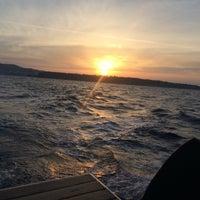 Photo taken at ıldır ada by Nezir A. on 10/16/2015