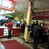 Photo taken at Waterworks Cinema by Shane M. on 12/31/2012