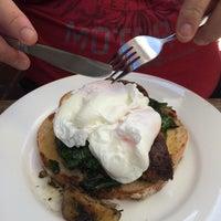 Photo taken at Hearthfire Bakery & Café by Pantelis R. on 4/29/2014