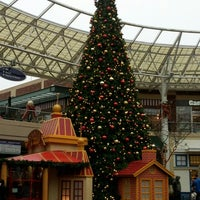 Photo taken at Redmond Town Center by David W. on 12/16/2012