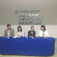 Photo taken at CDE PAN Morelos by Jonathan T. on 8/24/2013
