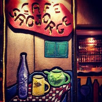 Photo taken at Café São Jorge by Diego C. on 10/7/2012
