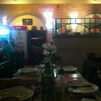 Photo taken at Amici Pizza & Cibo by Braw T. on 3/4/2013
