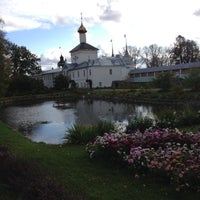 Photo taken at Свято-Введенский Толгский женский монастырь by Leonid Z. on 9/29/2012