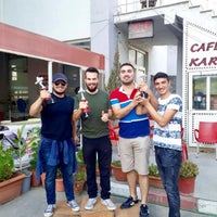 Photo taken at Fuar alani Go-Kart by Çağatay T. on 9/25/2017