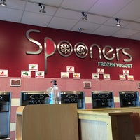 Photo taken at Spooners Frozen Yogurt by Doug H. on 7/6/2013