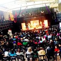 Photo taken at Espacio Cultural Nuestros Hijos (ECuNHi) by Maximiliano N. on 8/16/2014