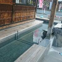 Photo taken at 赤湯温泉観光センター ゆーなびからころ館 by よみ on 11/5/2017