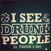 3/18/2013 tarihinde Nicolás S.ziyaretçi tarafından Gallaghers Irish Pub'de çekilen fotoğraf