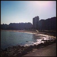 Foto tomada en Playa Pocitos por Nicolás S. el 4/26/2013