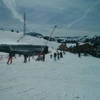 Photo taken at Cafetería 1800 Baqueira/Beret by Alex B. on 3/8/2015