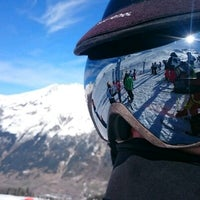 Photo taken at Val Cenis by Alex B. on 3/28/2017