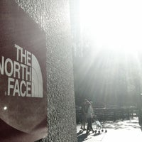 Photo taken at The North Face by Rey G. on 8/3/2013