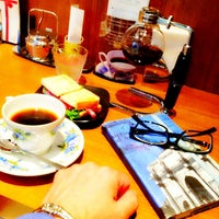 Photo taken at カフェ・ド・ペラゴロ CAFE de PERAGORO 堺北花田店 by FP_KENsan on 7/19/2013