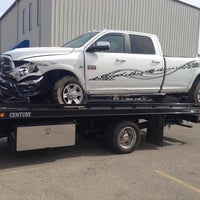 Photo taken at A Plus Towing & Recovery by Todd T. on 11/9/2015