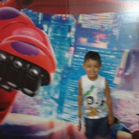 Photo taken at PlayArte Cinemas by Fabiana L. on 12/26/2014