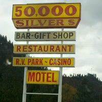 "Photo taken at 50,000 Silver Dollar Bar by John""Slo-motion"" J. on 10/13/2012"