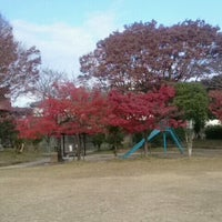 Photo taken at 西大寺野神緑地公園 by Souichi T. on 12/4/2016