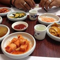 Photo taken at Korea House by Christine B. on 5/8/2013