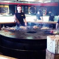Photo taken at Mongolian Grill by Nikolaos P. on 8/20/2013