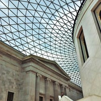 Photo taken at British Museum by Nikolaos P. on 9/16/2013