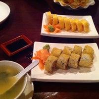 Photo taken at Sake Cafe by Justin C. on 9/7/2013
