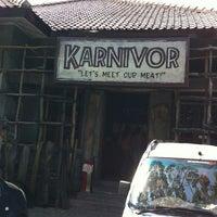 Photo taken at Karnivor by Dani G. on 6/23/2013