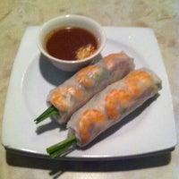 Photo taken at Bambu Vietnamese Restaurant by Tom C. on 8/30/2013