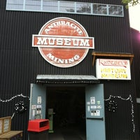 Photo taken at Anthracite Museum by Christina C. on 10/13/2012