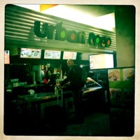 Photo taken at Urban Taco by Laura W. on 11/21/2012
