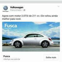 Das Foto wurde bei Fusca Clube Brasil von Luiz K. am 2/3/2016 aufgenommen